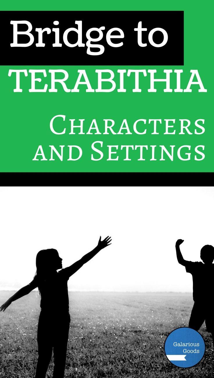 Bridge to Terabithia Character and Setting | Galarious Goods