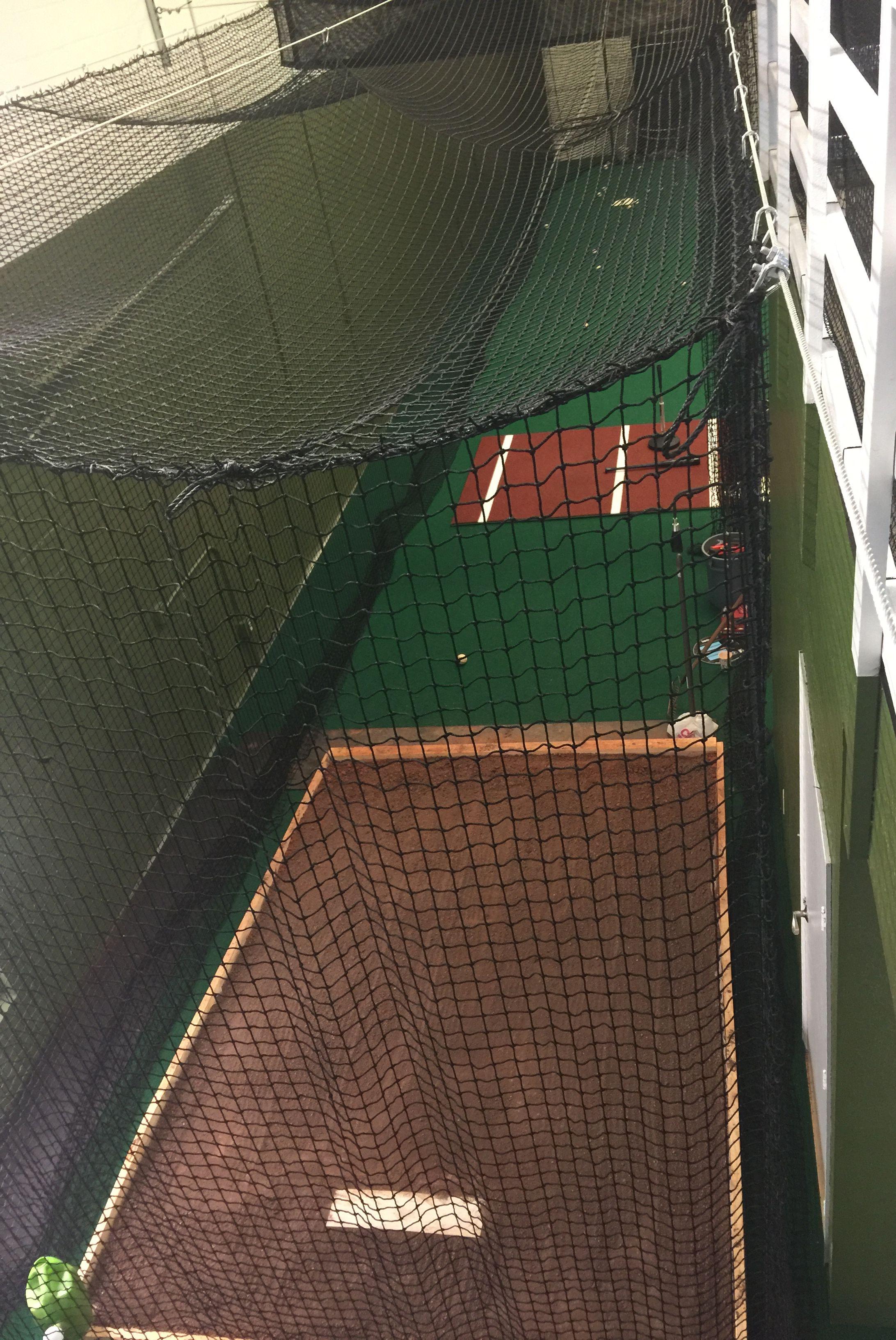 Batting Facility Feature NextUp Baseball Academy, Florida