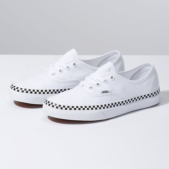 Check Foxing Authentic   Casual shoes