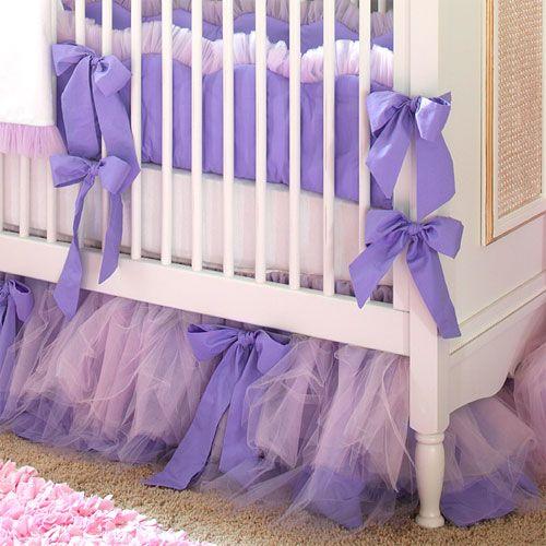Tutu Tulle Crib Bedding   Cuarto bebe, Cuarto de niños y Mi niña