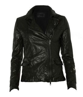 i want a leather jacket just like this one.