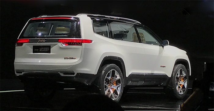 The 2020 Jeep Grand Cherokee Specs Release Date And Price The Jeep Is Currently Working On The New Cherokee Generation Of Th Jeep Grand Cherokee Jeep Grands