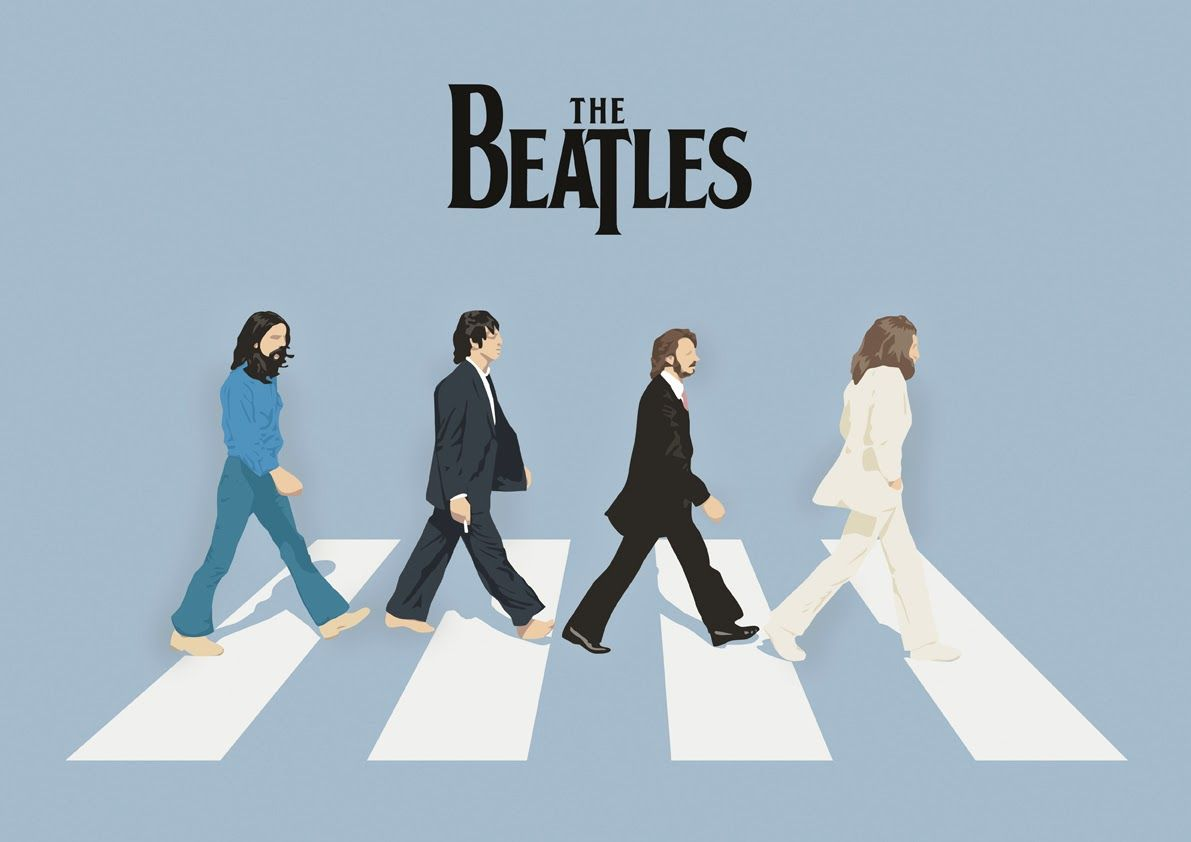 beatles_abbey_road.jpg (1191×842) | Rock bands and singers | Pinterest