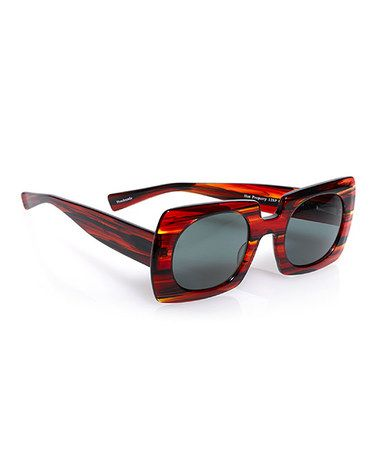 205d784a05 Love this Red Hot Property Polarized Sunglasses on  zulily!  zulilyfinds