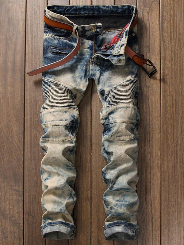 SHARE & Get it FREE | Straight Zip Fly Tie Dye Biker JeansFor Fashion Lovers only:80,000+ Items • New Arrivals Daily • Affordable Casual to Chic for Every Occasion Join Sammydress: Get YOUR $50 NOW!
