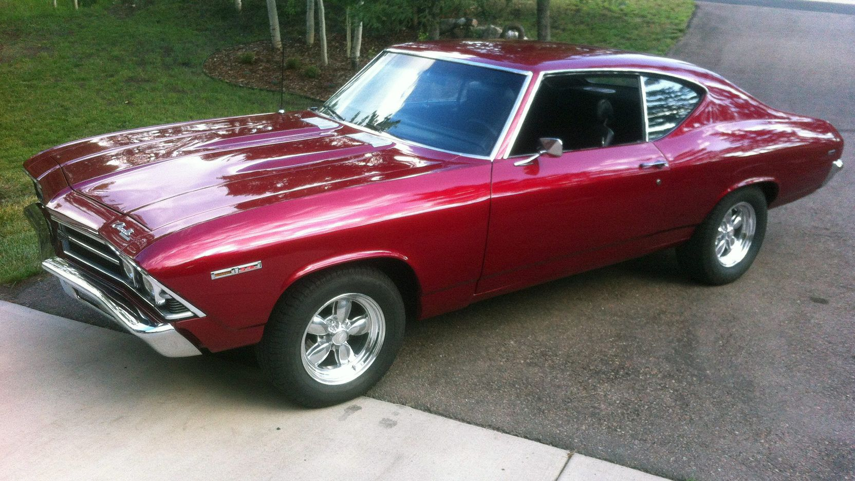 1969 Chevrolet Malibu Presented As Lot F9 At Denver Co With Images Chevrolet Malibu Muscle Cars Best Muscle Cars
