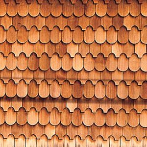 More Fish Scale Shingles