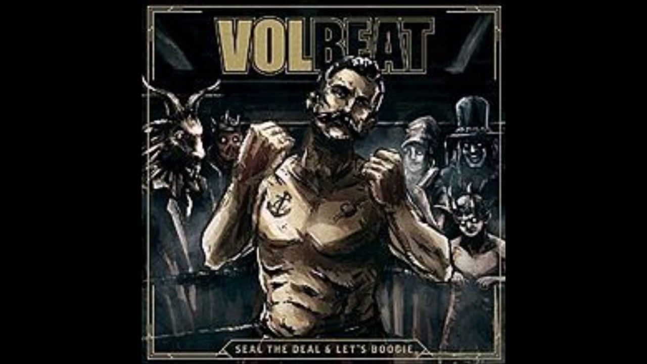 Volbeat - You Will Know (lyrics) - YouTube
