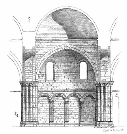 Medieval church for Architecture eglise