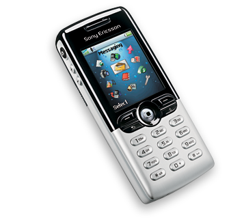 Sony Ericsson T610 - my first SE phone and the first I ever