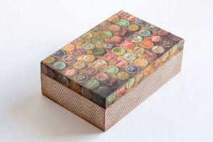 Una caja sencilla con mucho encanto