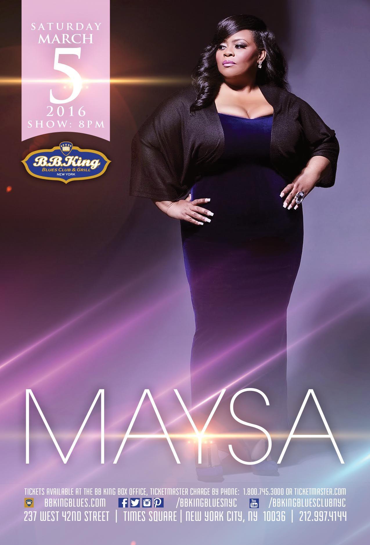 Maysa (3.5.16)