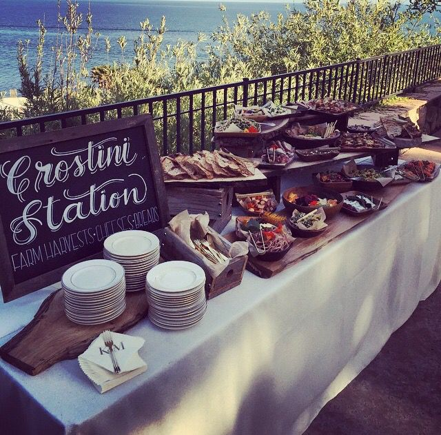 Wedding Food Stations Menu: Pin By Gracefield Events On Late Night Snacks!