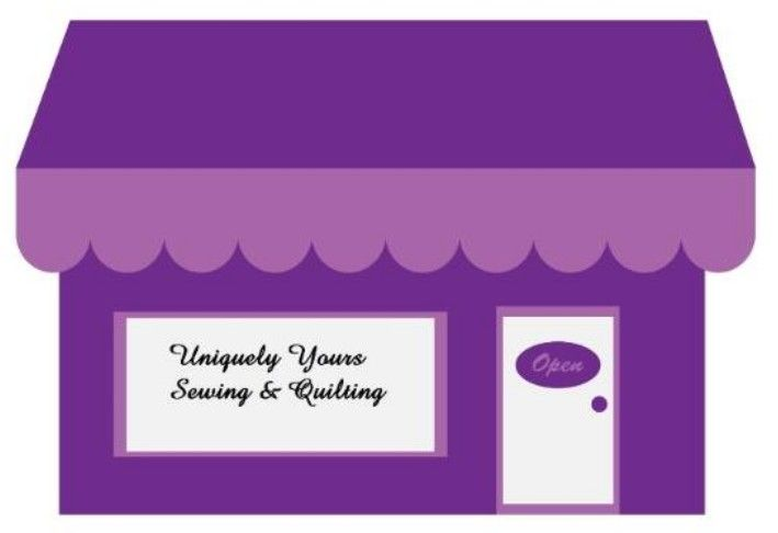 SHOP OF THE DAY! KANSAS! Material Girls Quilt Shop 306 N. Buckeye ... : uniquely yours quilt shop - Adamdwight.com