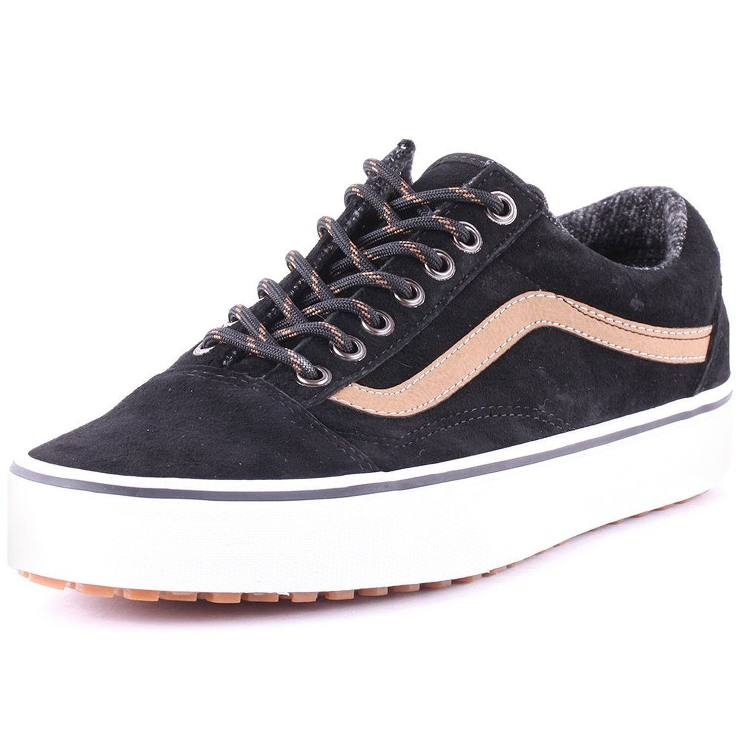 Vans Old Skool MTE Sneaker 40,5, black tabac brown: Amazon.fr ...