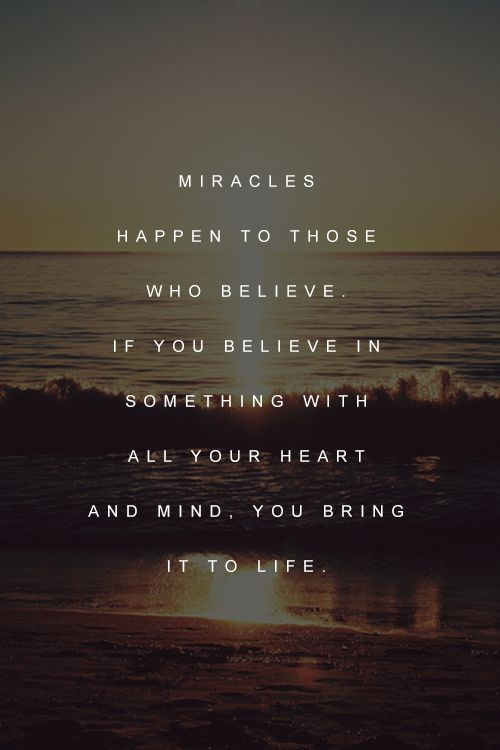 Leon Brown Law Of Attraction Miracles Happen Law Of Attraction Quotes