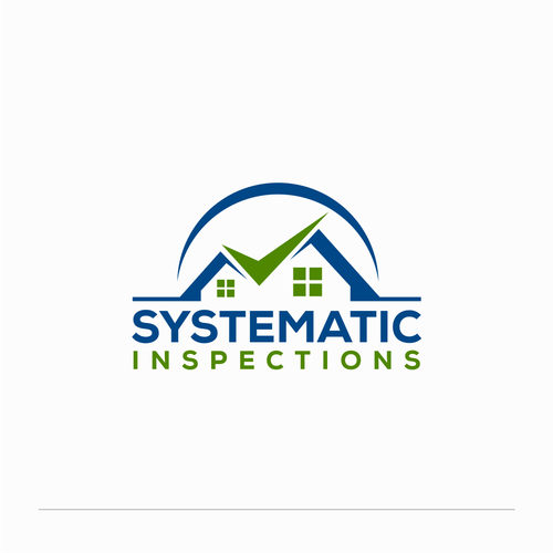 Systematic Home Inspections New Home Inspector Needs A Logo
