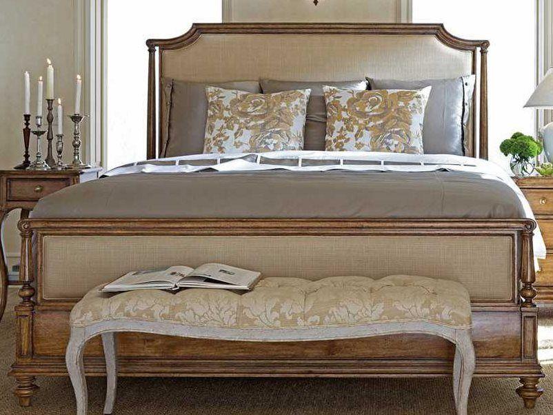 Stanley Furniture Arrondissement Sunlight Anigre Palais Queen