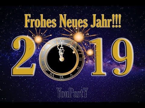 Silvester 2019 Countdown