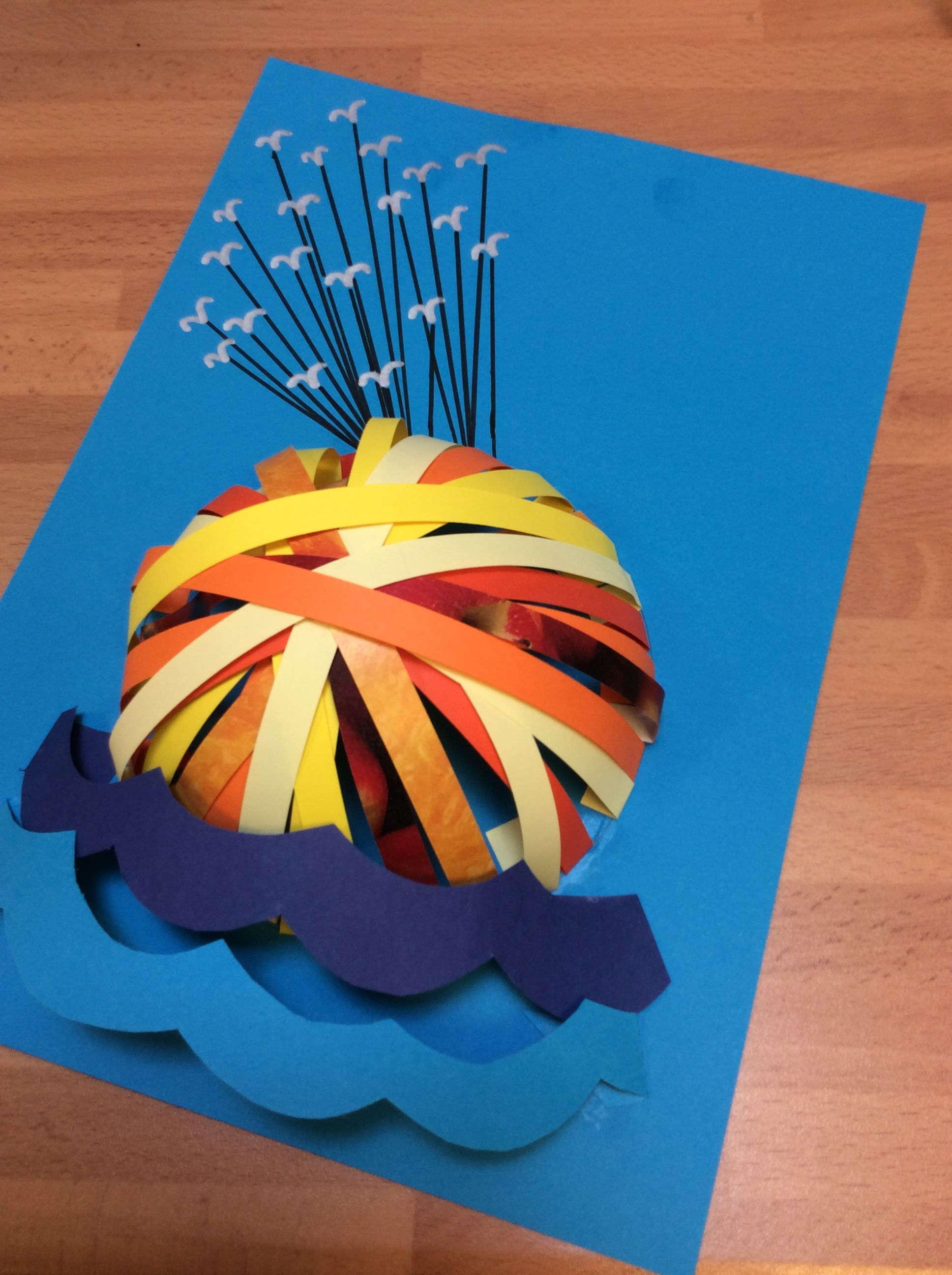 World Book Day Craft Idea Roald Dahl Day Idea James And