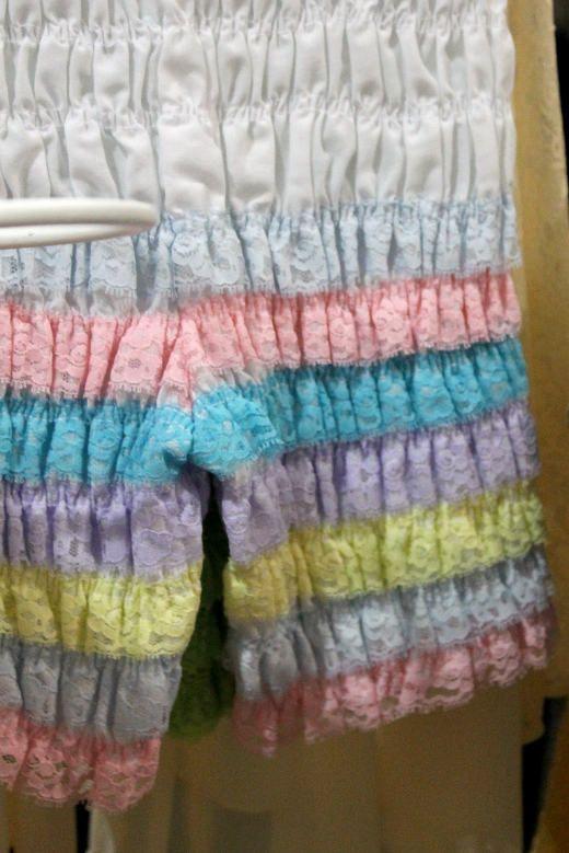 mon lace panty
