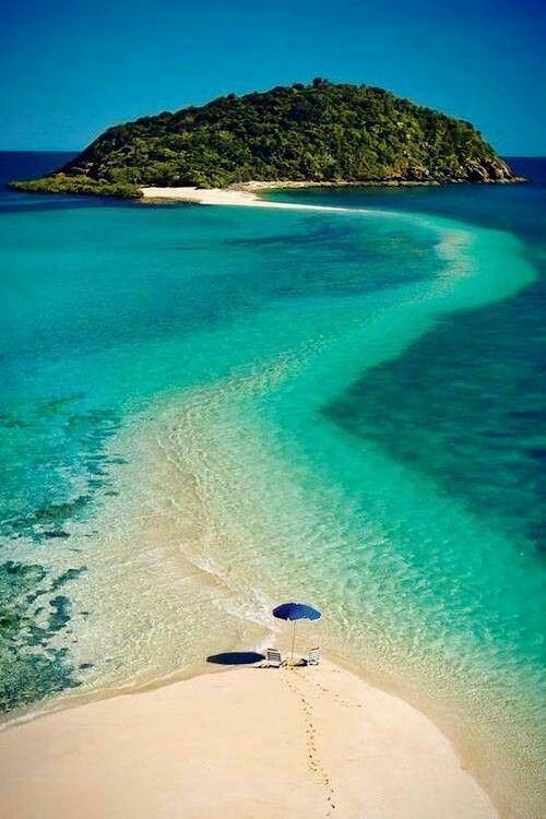 Fiji islands-I will go here before I die.