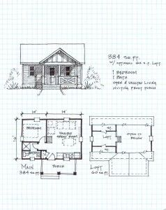 Free Small Cabin Plans That Will Knock Your Socks Off Pinterest Rh  Pinterest Ch Cottage Plans