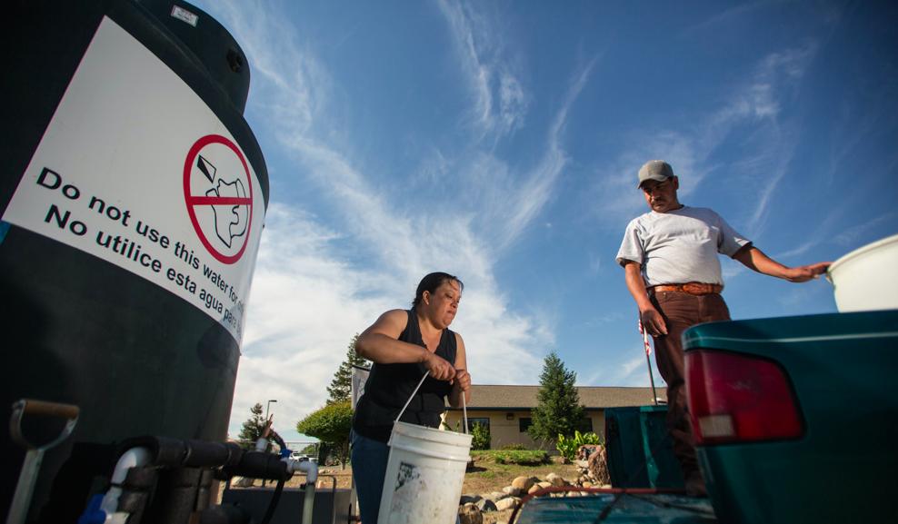 Flint and East Porterville — Equivalent Public Health