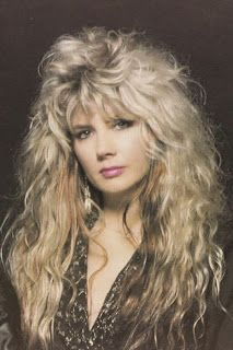 The Angel Of My Teenage Year Miss U Rock Hairstyles 80s Hair Metal Long Hair Styles