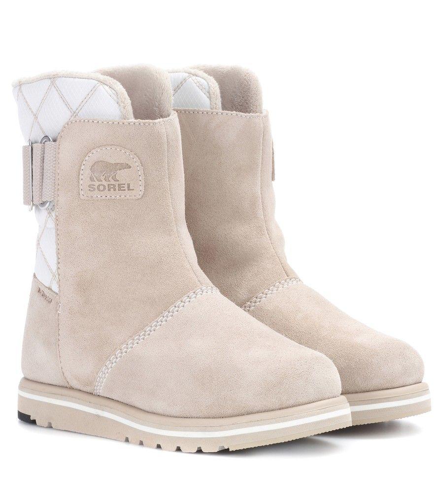 Sorel - Rylee suede ankle boots - Sorel