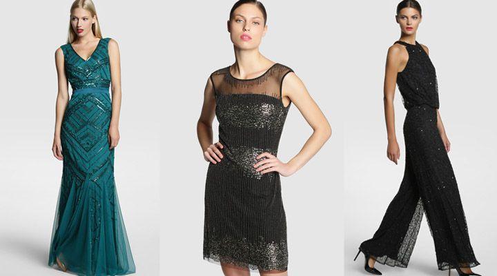 Precios de vestidos de fiesta el corte ingles