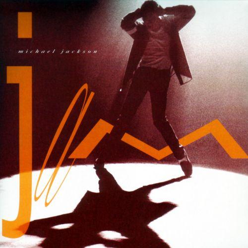 Michael Jackson – Jam (single cover art)