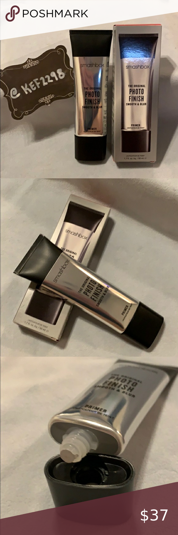 Smashbox Og Photo Finish Smooth Blur Primer In 2020 Smashbox Makeup Smashbox Nourishing Skin