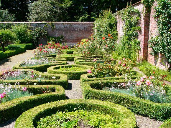 Formal Rose Garden Design Ideas Rose Garden Design Rose Garden