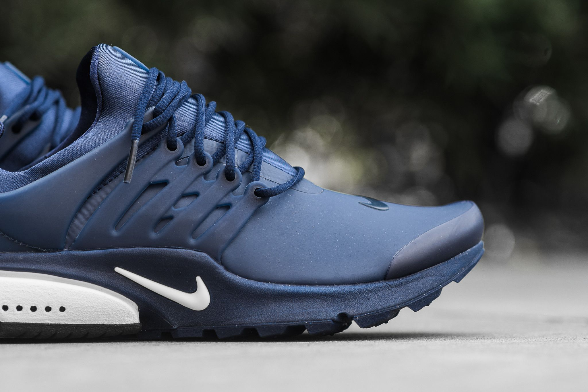 d5c6a4502b1 authentic the nike air presto low utility is rendered in binary blue white  for one of