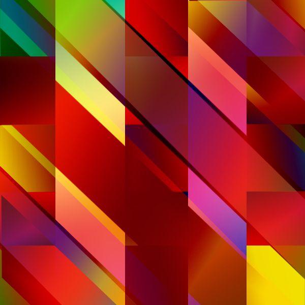 Gradient Grid - Ver 1