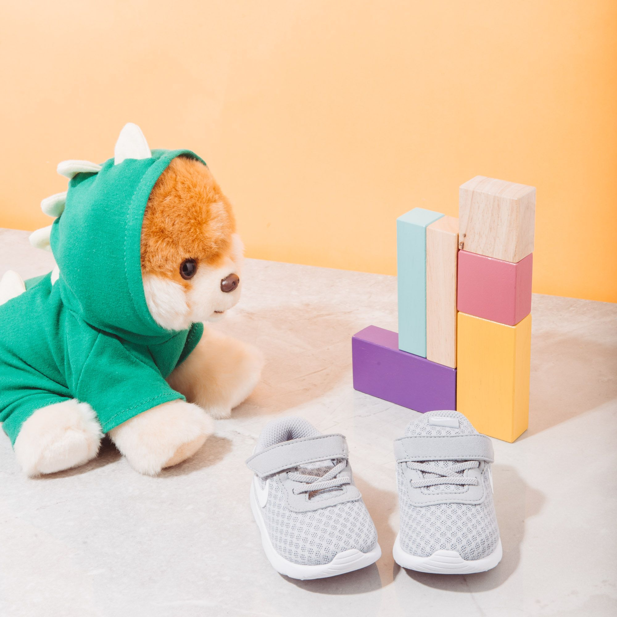 5763baedd1a15 Tiny feet call for tiny Nike shoes! Your baby will love them as much as you  do! Check our Children's section until May 8 and get some sweet deals!