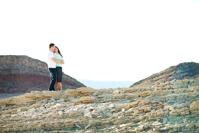 Haley and Justin | St George Utah Engagement Photography