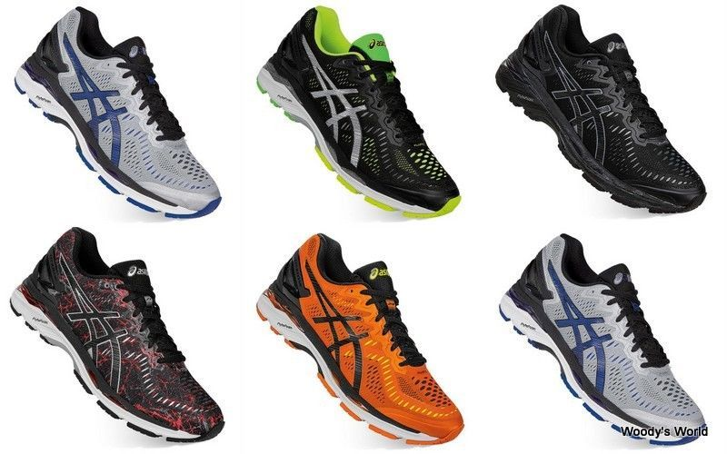 5dd8858f2c57 ASICS GEL-Kayano 23 Mens Running Shoes Sneakers Runners Trainers NEW!! KS
