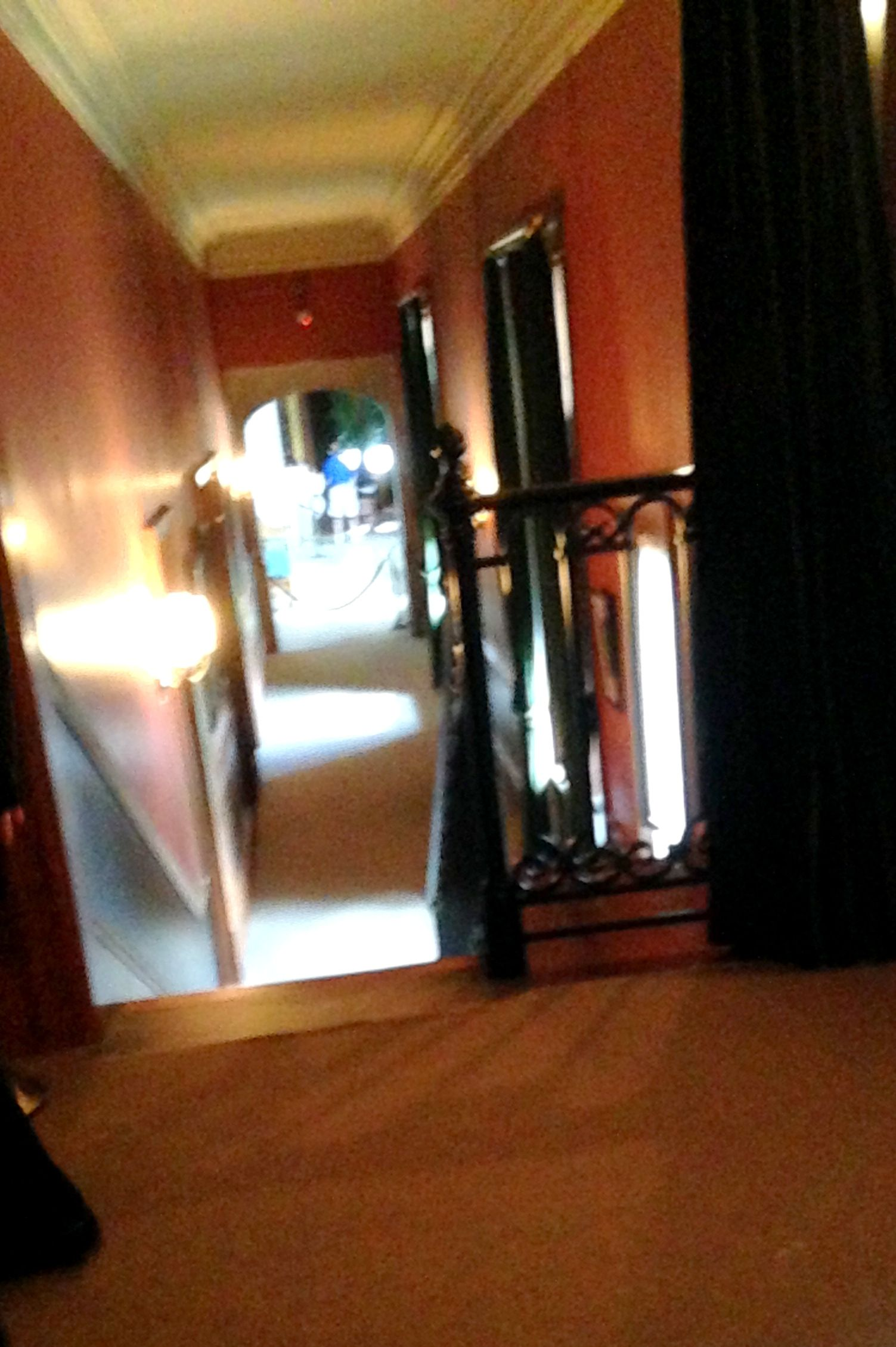 Biltmore house 2nd 1 2 floor hall of louis xv suite of - 2 bedroom suites in asheville nc ...
