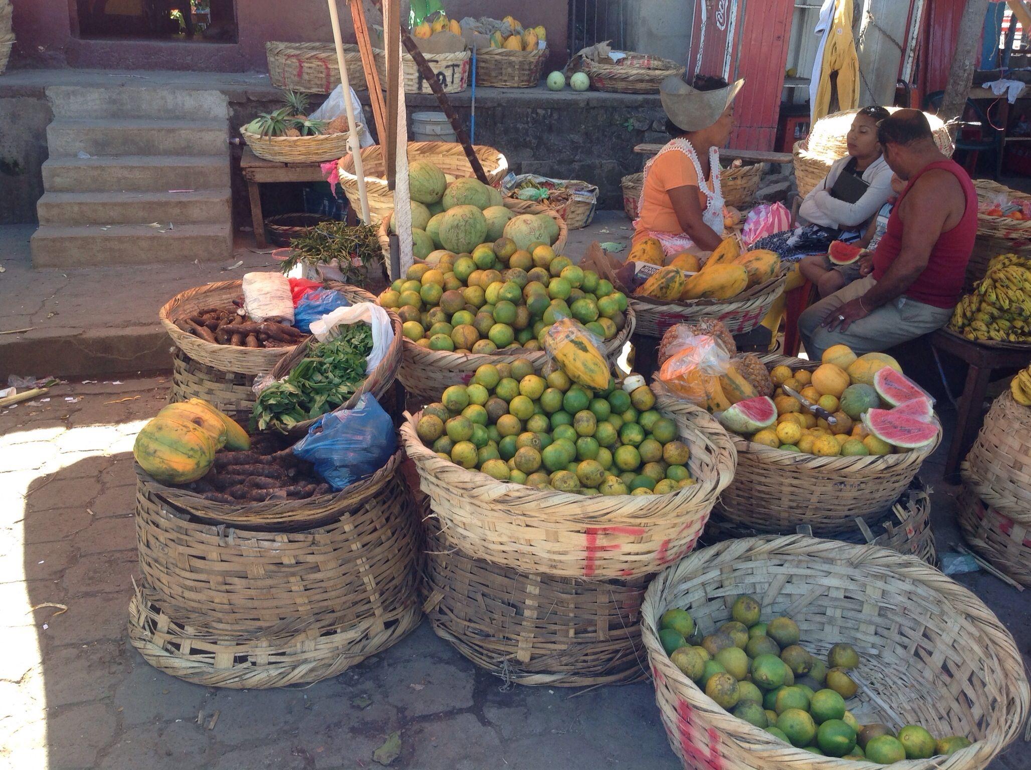 Mercado Market Granada, Nicaragua