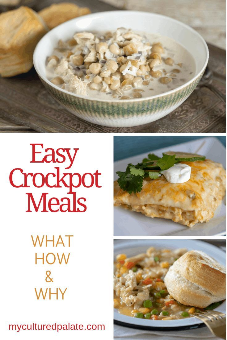 Easy Crockpot Meals images