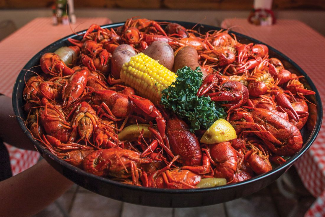 Viet-Cajun Crawfish Joints in Houston | Houston Fun | Pinterest ...