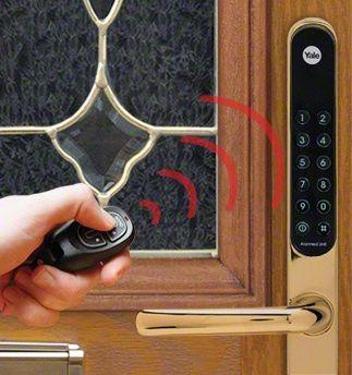 Locksonline Complete Yale Keyfree Door Entry Kit Now 399 55 Vat On Locksonline Co Uk Http Tinyurl C Keyless Door Lock Door Locks Keyless Entry Locks