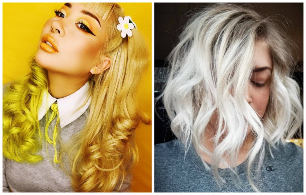 Top 16 Hair Color Trends 2020 Unique And Stylish Hair Color 2020 Trends 100 Photos Hair Haircut Hait Stylish Hair Colors Honey Blonde Hair Stylish Hair
