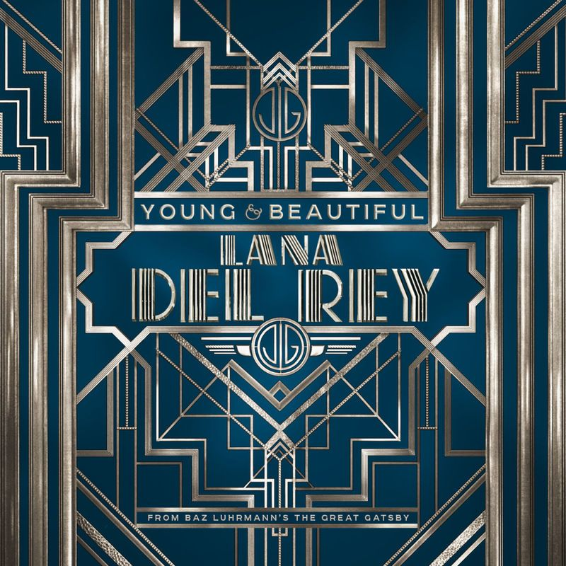 New Played Track Lana Del Rey Songs Lana Del Rey Great Gatsby
