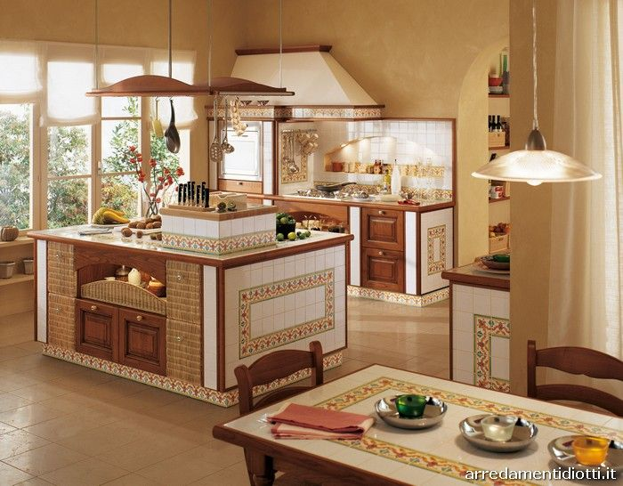 cucina muratura antica - Cerca con Google   cucina   Pinterest ...