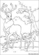 Coloriage Bambi 2 Choisis Tes Coloriages Bambi 2 Sur Coloriez Com