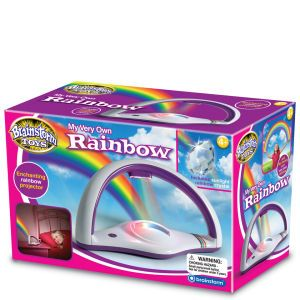 My Very Own Rainbow Projector | IWOOT (€24.00) - Svpply