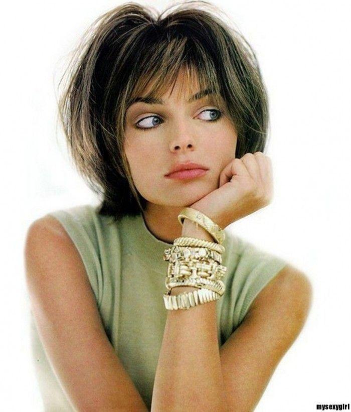 pto Paulina Porizkova | Middle age hair makeover | Pinterest ...